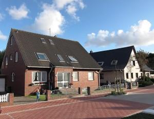 Haus Wirdemann auf Norderney.